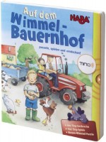 TING – Auf dem Wimmelbauernhof - von Katharina Wieker