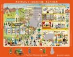 Wimmel-Rahmenpuzzle Herbst von Rotraut Susanne Berner