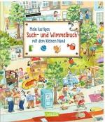 Mein lustiges Such- und Wimmelbuch mit dem kleinen Hund von Andreas Német