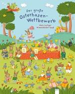Wimmelbuch Der große Osterhasen-Wettbewerb von Pina Gertenbach