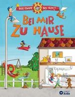 Wimmelbuch - Was stimmt hier nicht - Bei mir zu Hause - Johanna Fritz